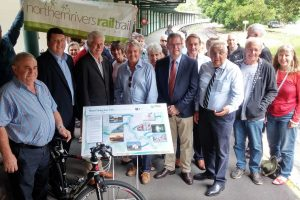 $13 million committed for rail trail
